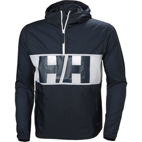 Helly Hansen Active Windbreaker Anorak Herren navy